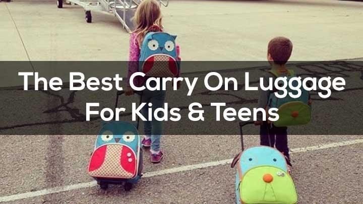 Skip Hop Zoo Little Kids Toddlers Rolling Luggage Travel Suitcase Unicorn
