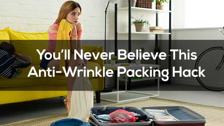 Do Compression Packing Cubes Wrinkle Clothes